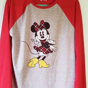Disney Minnie shirt size XL